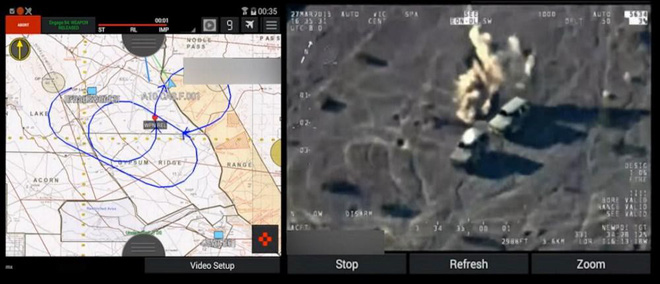Quân đội Mỹ sử dụng ứng dụng Android có lỗ hổng trong chiến đấu - Ảnh 1.