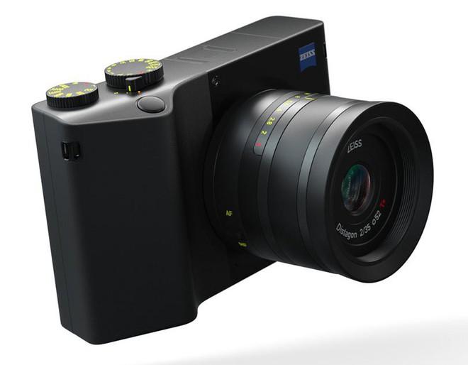 Cận cảnh ZX1 - mẫu máy ảnh đầu tiên của hãng ống kính danh tiếng Zeiss - Ảnh 1.