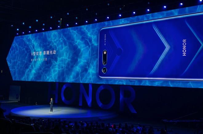 Honor V20 chính thức ra mắt, màn hình đục lỗ, Kirin 980, giá từ 10 triệu - Ảnh 4.