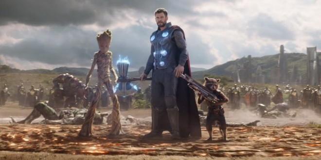 Những khoảnh khắc đáng nhớ nhất của các siêu anh hùng trên màn ảnh 2018. - Ảnh 3.