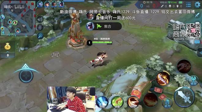Streamer Liên Quân mobile nổi tiếng Trung Quốc bị phạt 163 tỷ, cấm bay và sử dụng dịch vụ vì vi phạm hợp đồng - Ảnh 1.
