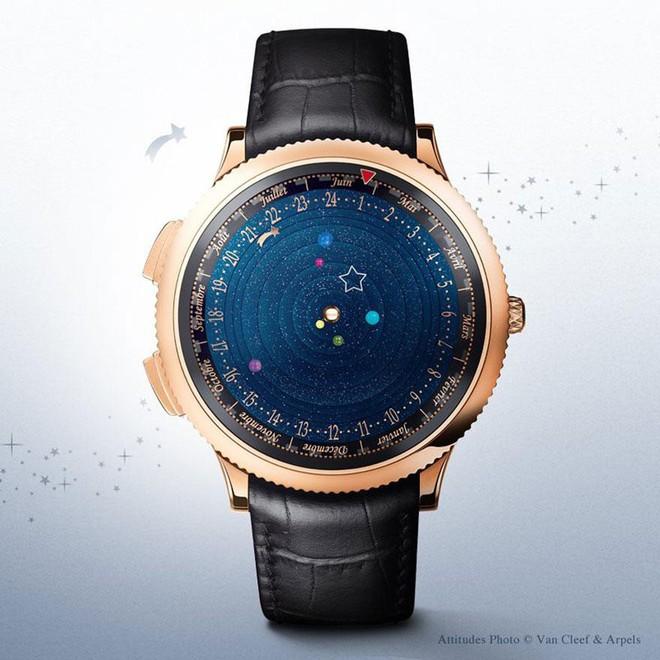 Ngỡ ngàng với 10 thiết kế đồng hồ kỳ lạ nhất Trái Đất, chiếc thứ 5 dành cho người luôn trễ hẹn - Ảnh 2.