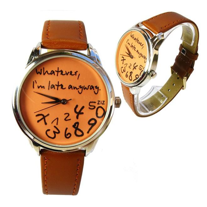 Ngỡ ngàng với 10 thiết kế đồng hồ kỳ lạ nhất Trái Đất, chiếc thứ 5 dành cho người luôn trễ hẹn - Ảnh 7.