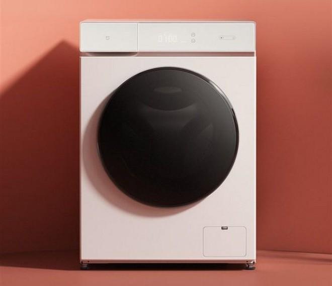 Xiaomi ra mắt máy giặt Mijia có dung tích tối đa 10kg quần áo, có chế độ sấy khô, giá 8,1 triệu đồng - Ảnh 1.