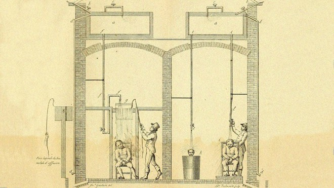 Chuyện đi tắm cũng có lịch sử đen tối: Được sử dụng như một kiểu tra tấn để chữa bệnh tâm thần - Ảnh 3.