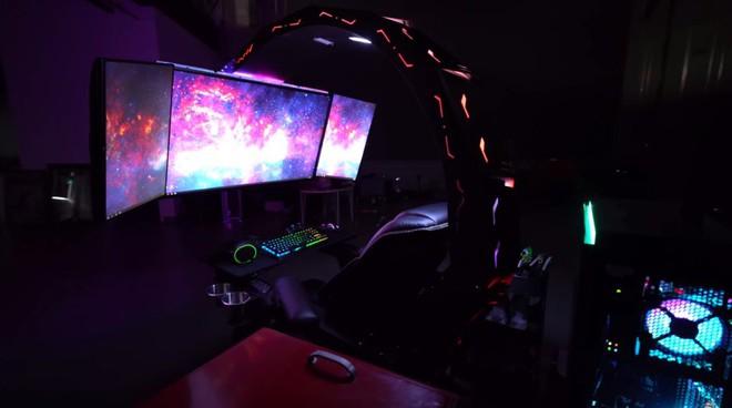 Chiêm ngưỡng cỗ máy mang lại trải nghiệm chơi game tối thượng có giá tới gần 700 triệu của chủ kênh YouTube Unbox Therapy - Ảnh 2.