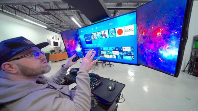 Chiêm ngưỡng cỗ máy mang lại trải nghiệm chơi game tối thượng có giá tới gần 700 triệu của chủ kênh YouTube Unbox Therapy - Ảnh 7.