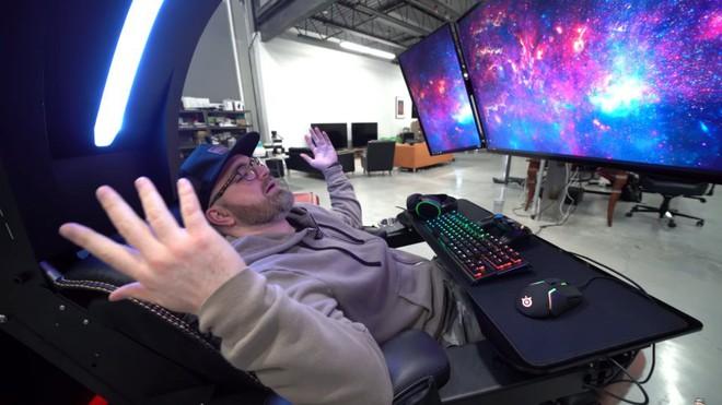 Chiêm ngưỡng cỗ máy mang lại trải nghiệm chơi game tối thượng có giá tới gần 700 triệu của chủ kênh YouTube Unbox Therapy - Ảnh 12.
