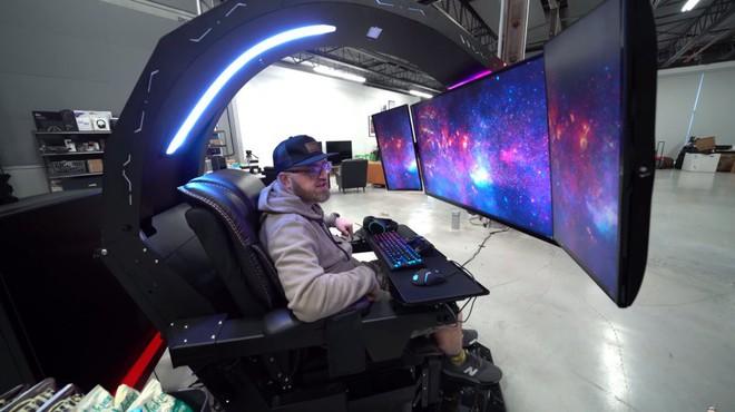 Chiêm ngưỡng cỗ máy mang lại trải nghiệm chơi game tối thượng có giá tới gần 700 triệu của chủ kênh YouTube Unbox Therapy - Ảnh 5.
