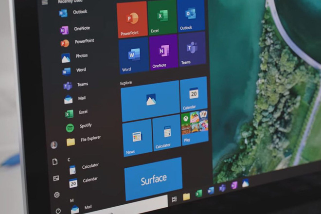 Sau bộ phần mềm Office, toàn bộ icon của Windows 10 cũng sẽ được thiết kế lại - Ảnh 1.