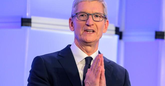 Chuyên gia dự đoán cổ phiếu của Apple có thể giảm 25% giá trị trong năm 2019 - Ảnh 1.