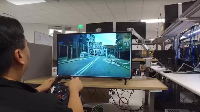 NVIDIA phát triển thành công AI tạo ra được thế giới ảo, bằng cách cho nó xem video về thế giới thực - Ảnh 1.
