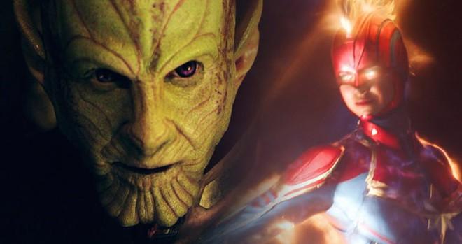 10 chi tiết thú vị có thể bạn đã bỏ qua trong trailer mới nhất của Captain Marvel - Ảnh 1.