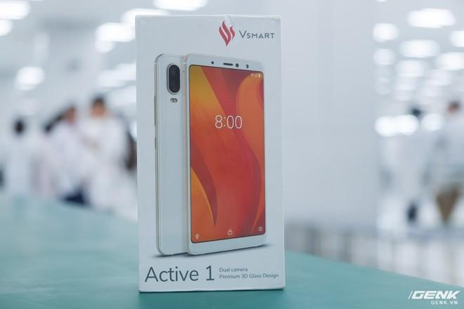 Những hình ảnh đầu tiên về Vsmart Active 1 và Vsmart Joy 1: Hai trong số bốn mẫu smartphone sắp ra mắt của Vingroup - Ảnh 4.