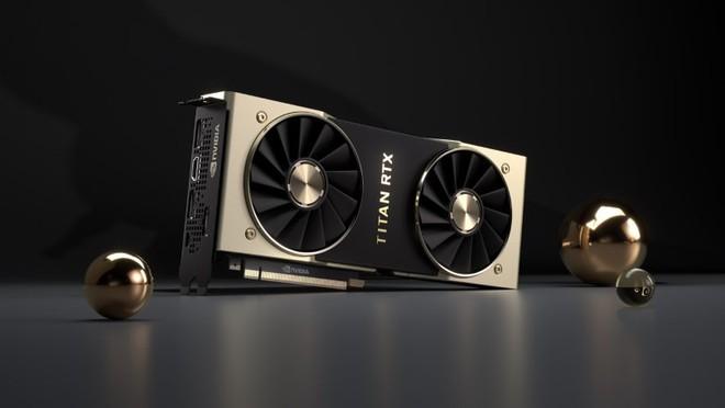 NVIDIA ra mắt card màn hình Titan RTX, 72 nhân Turing RT, 4.608 nhân CUDA, 24GB VRAM GDDR6, giá gần 60 triệu - Ảnh 1.