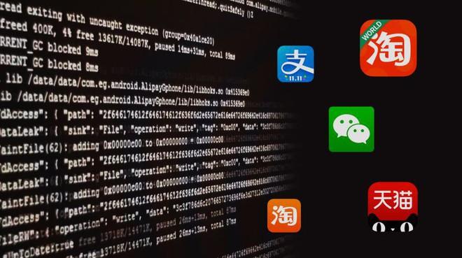 Nghiên cứu mới cho thấy nhiều ứng dụng Trung Quốc thu thập rất nhiều dữ liệu người dùng, bao gồm cả Alipay, Meitu, WeChat... - Ảnh 1.
