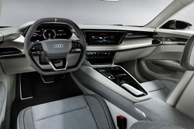 Xe điện concept e-tron GT của Audi sẽ xuất hiện trong Avengers 4, có thể do Tony Stark cầm lái - Ảnh 8.
