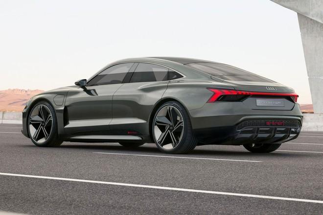Xe điện concept e-tron GT của Audi sẽ xuất hiện trong Avengers 4, có thể do Tony Stark cầm lái - Ảnh 7.