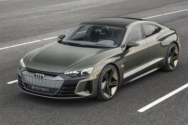 Xe điện concept e-tron GT của Audi sẽ xuất hiện trong Avengers 4, có thể do Tony Stark cầm lái - Ảnh 10.
