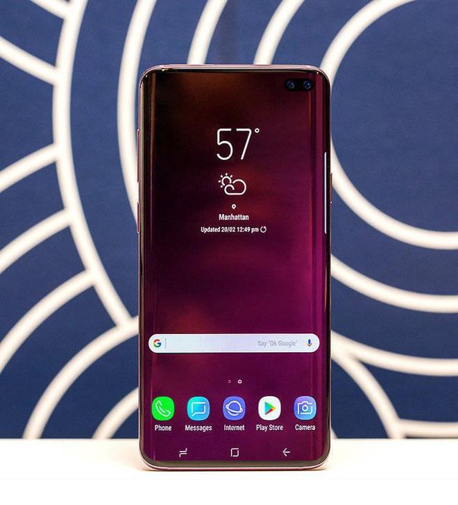 Đây là chân dung Galaxy S10+ theo chuyên gia đáng tin cậy nhất về Samsung - Ảnh 1.