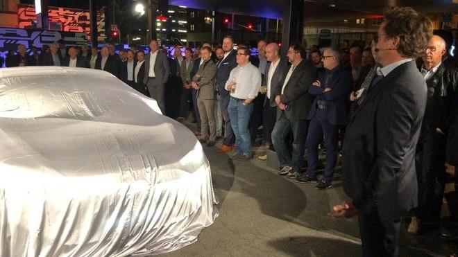 Xe điện concept e-tron GT của Audi sẽ xuất hiện trong Avengers 4, có thể do Tony Stark cầm lái - Ảnh 1.