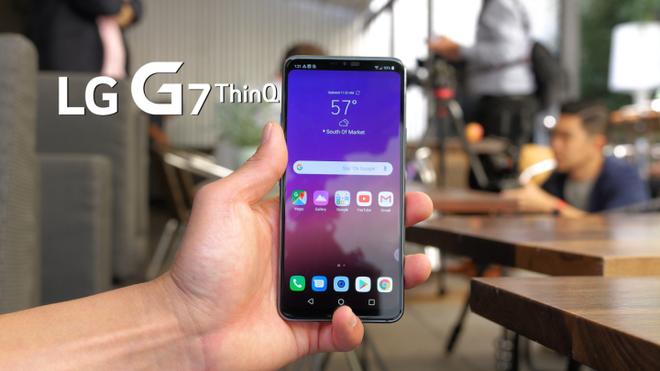 LG G7 ThinQ là nạn nhân mới nhất của lời nguyền LG Bootloop - Ảnh 1.