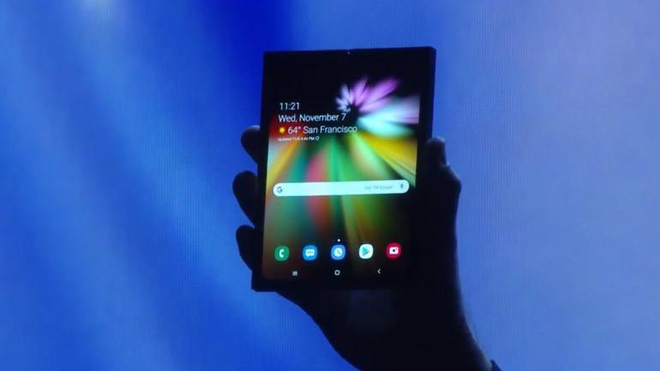 Samsung chỉ sản xuất 1 triệu chiếc smartphone màn hình gập Galaxy Fold? - Ảnh 1.