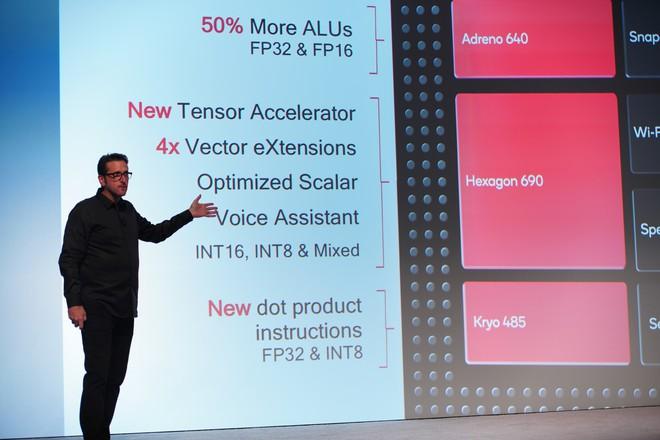 Chi tiết về Snapdragon 855: kiến trúc mới, hiệu năng tăng 45%, đồ họa cải thiện 20%, xử lý AI nhanh gấp 3, nhanh và ổn định hơn A12 lẫn Kirin 980 - Ảnh 8.