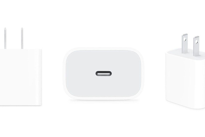 Apple bắt đầu bán củ sạc nhanh USB-C 18 watt, giá 29 USD - Ảnh 1.