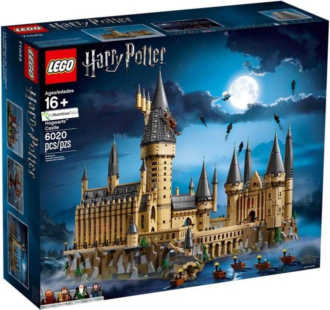Chiêm ngưỡng bộ Lego Hogwarts 6020 mảnh khiến fan Harry Potter mê mẩn, giá bán hơn 10 triệu đồng - Ảnh 3.