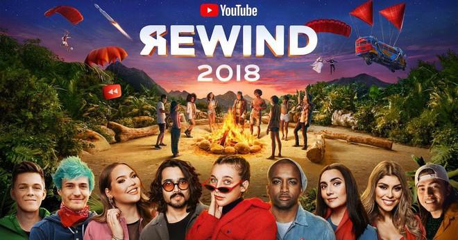 YouTube Rewind 2018: Lên sóng 14 giờ trước, hứng ngay 1,5 triệu dislike, Việt Nam lần đầu lọt Top Trending 2018 - Ảnh 2.