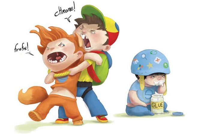 Mozilla giận dỗi, tuyên bố việc Microsoft bỏ đi theo Chromium là không tốt cho Internet - Ảnh 1.