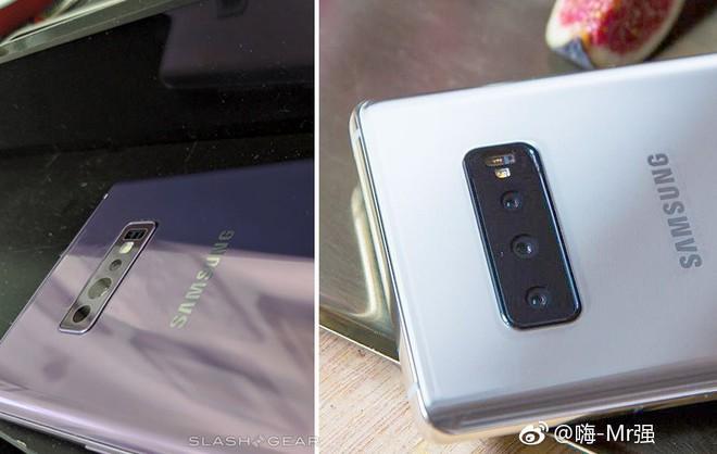 Galaxy S10 rò rỉ ảnh thực tế với hệ thống 3 camera sau - Ảnh 1.