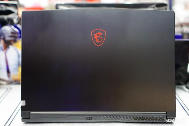 Cận cảnh gaming laptop MSI GF63: hỗ trợ Intel Optane, thiết kế phay xước kim loại, giá từ 22,49 triệu đồng - Ảnh 5.