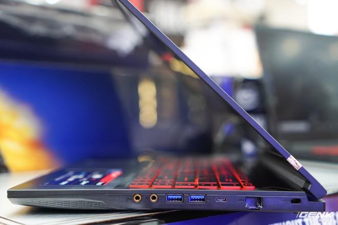 Cận cảnh gaming laptop MSI GF63: hỗ trợ Intel Optane, thiết kế phay xước kim loại, giá từ 22,49 triệu đồng - Ảnh 4.
