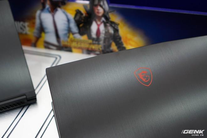 Cận cảnh gaming laptop MSI GF63: hỗ trợ Intel Optane, thiết kế phay xước kim loại, giá từ 22,49 triệu đồng - Ảnh 2.
