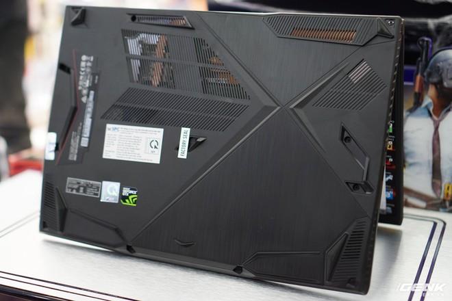 Cận cảnh gaming laptop MSI GF63: hỗ trợ Intel Optane, thiết kế phay xước kim loại, giá từ 22,49 triệu đồng - Ảnh 6.