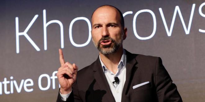 Uber chính thức nộp hồ sơ IPO - Ảnh 1.