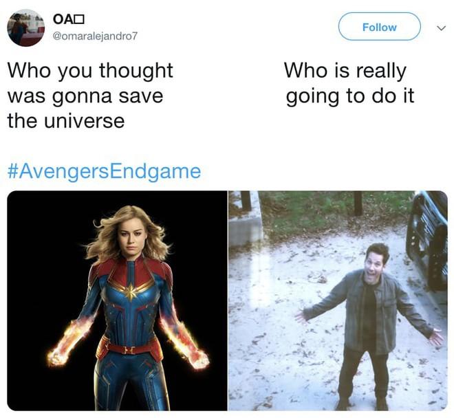Phản ứng của internet sau khi xem trailer Avengers 4: Lần cuối cùng phim có cảnh này, Steve đã chết - Ảnh 10.