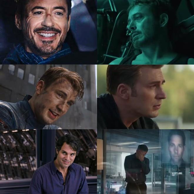 Phản ứng của internet sau khi xem trailer Avengers 4: Lần cuối cùng phim có cảnh này, Steve đã chết - Ảnh 16.