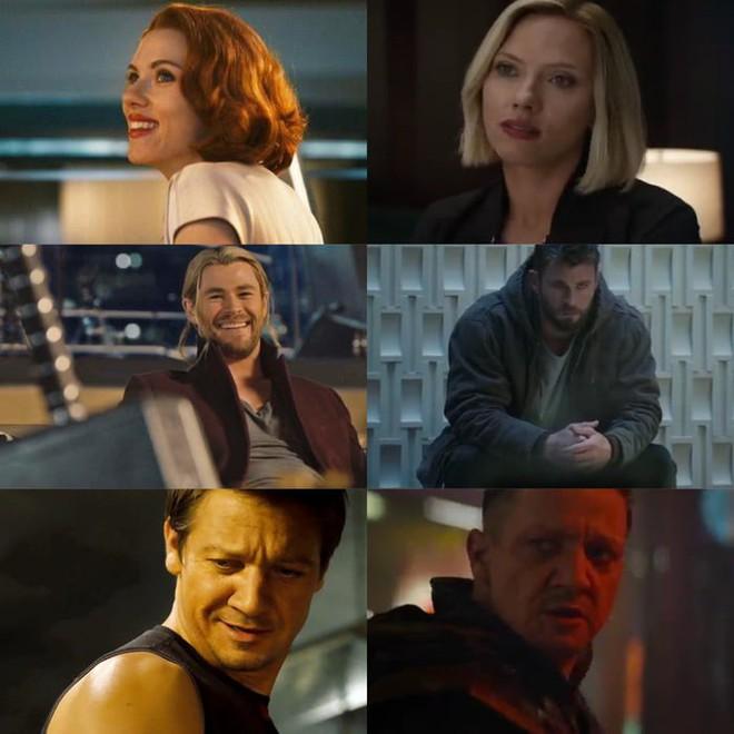 Phản ứng của internet sau khi xem trailer Avengers 4: Lần cuối cùng phim có cảnh này, Steve đã chết - Ảnh 17.