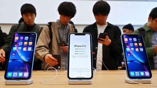 Doanh số iPhone XR suy giảm làm Japan Display giảm 30% sản lượng của tháng 12 - Ảnh 1.