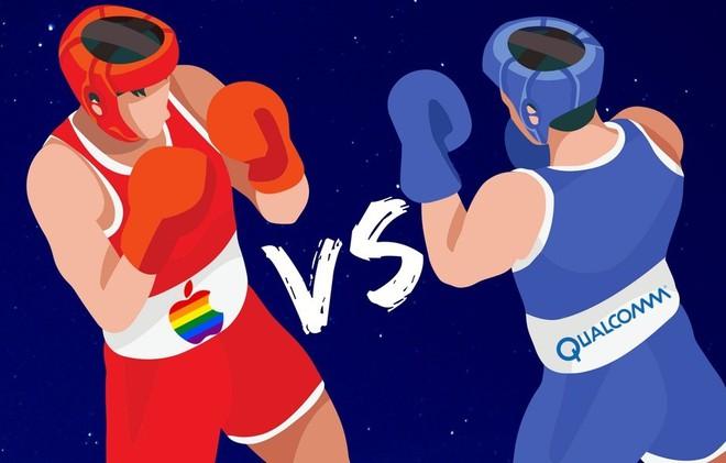 Cuộc chiến của Qualcomm và Apple sẽ kết thúc vào năm 2019? - Ảnh 2.