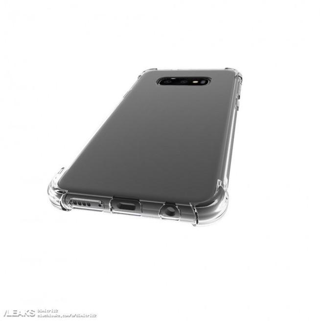 Galaxy S10 Lite xuất hiện với case bảo vệ, xác nhận thiết kế màn hình phẳng - Ảnh 3.