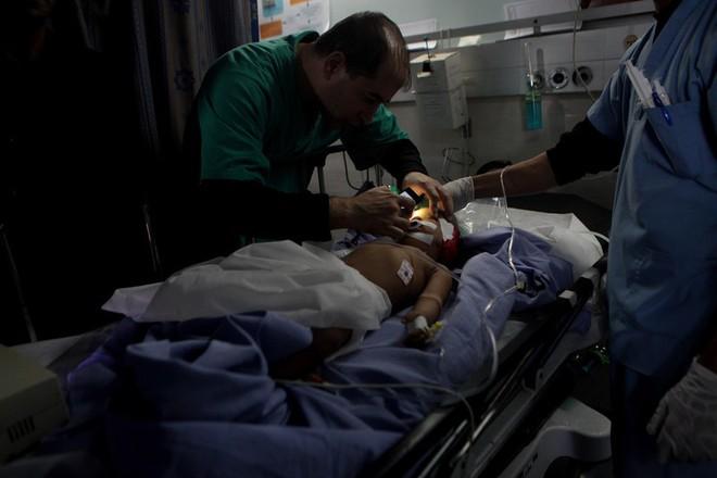 Nếu bệnh viện mất điện và không thể phục hồi nhanh chóng, đó sẽ là thảm họa cho hàng ngàn người.