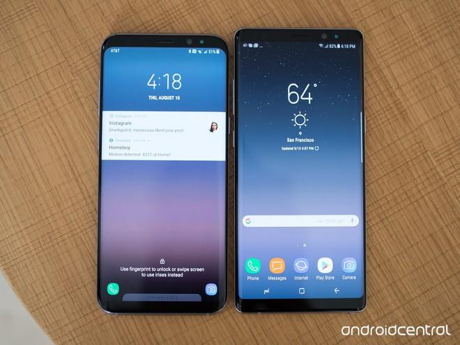 Samsung chính thức lên tiếng về lỗi pin của Galaxy Note 8 và Galaxy S8+ - Ảnh 2.