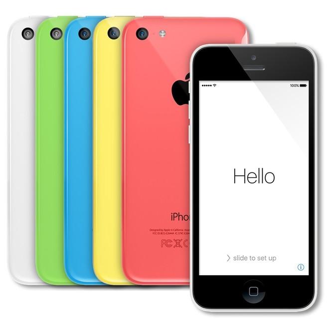 Chiếc điện thoại Android One mới này trông giống hệt một chiếc iPhone 5C - Ảnh 3.