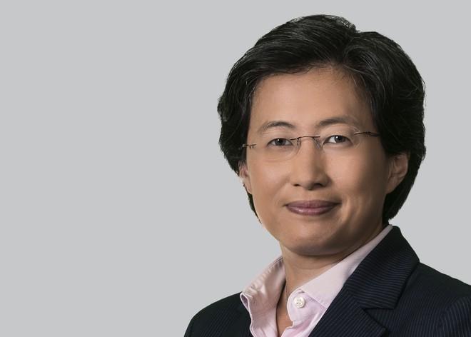 CEO AMD, bà Lisa Su