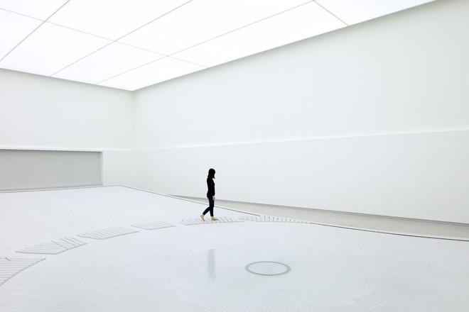 Huyndai Pavilion: Công trình được phủ vật liệu đen nhất thế giới phục vụ Olympic Mùa Đông 2018 tại Hàn Quốc - Ảnh 5.