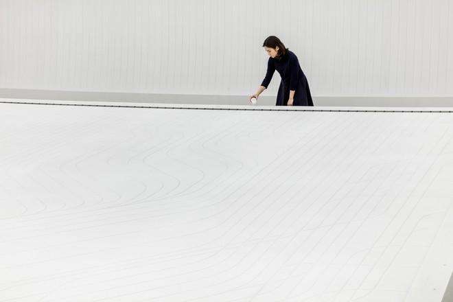Huyndai Pavilion: Công trình được phủ vật liệu đen nhất thế giới phục vụ Olympic Mùa Đông 2018 tại Hàn Quốc - Ảnh 7.